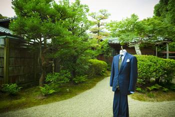オーダースーツ 大阪