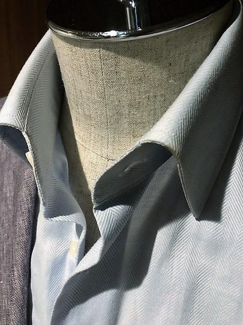 シャツのサイズ オーダースーツ 大阪
