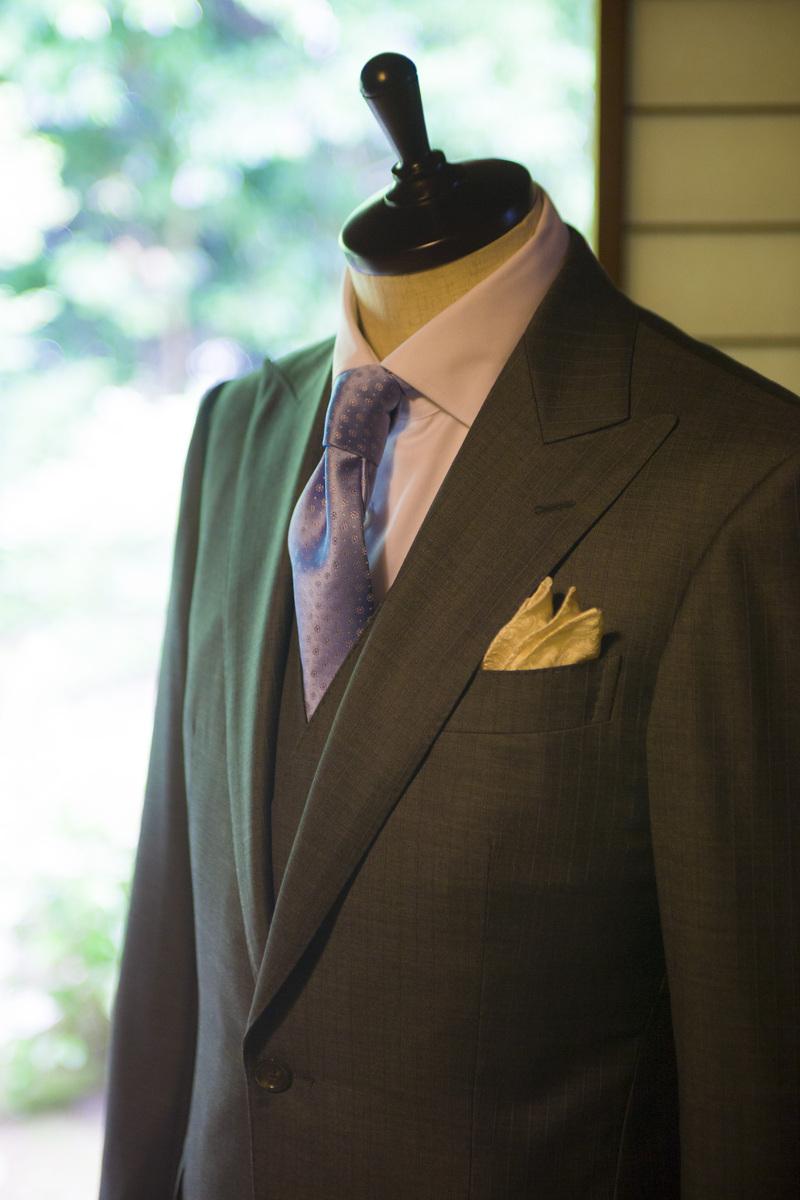 北イタリア系のスーツの特徴 オーダースーツ 大阪